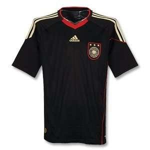 adidas DFB DEUTSCHLAND Trikot Away WM 2010 schwarz, GrößeL