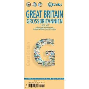 Grossbritannien / Great Britain 1  800 000 Scotland and Northern