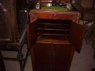 VINTAGE 1923 VICTOR VICTROLA TALKING MACHINE MODEL VV 100 GREAT