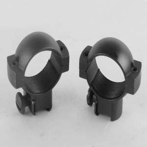 Low Profile 3/8 Dovetail Scope Ring for DIA. 30mm
