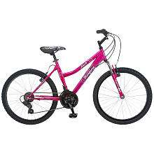 Mongoose 24 inch Bike   Girls   Blush   Pacific Cycle   BMX Bikes