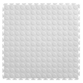 PVC Interlocking Multi Purpose Flooring Tiles (23.25 sq. ft./case