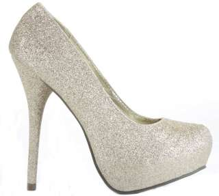 Ladies Work Platform High Heels Bridal Court Wedding Womens Shoes