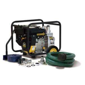 Champion Power Equipment 2 in. Semi Trash and Water Transfer Pump With