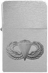Paratrooper Jump Wing WINDPROOF RONSON LIGHTER R019