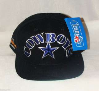 NWT NFL DALLAS COWBOYS SNAPBACK SUPER BOWL CAP BLACK