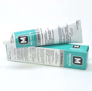 DOW CORNING 33 MED Silicone Grease Lubricant Lube 5.3oz