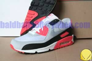 NIKE Air Max 90 Classic   infrared 2005 HOA   DS NIB
