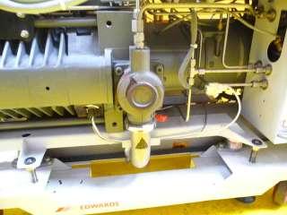 Edwards iQDP80 QMB250 Dry Vacuum Pump working