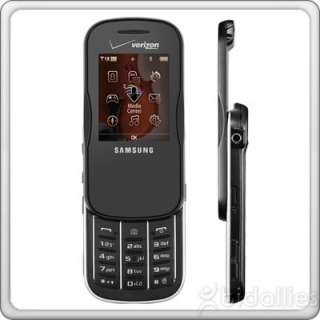 VERIZON SAMSUNG TRANCE SCH U490 BLUETOOTH CELL PHONE 635753477221