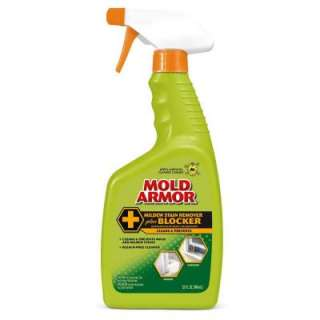 Mold Armor 32 oz. Mildew Stain Remover Plus Blocker FG523 at The Home
