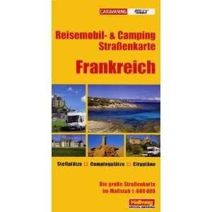 Promobil Reisepl./Frankreich 1 : 600 000: Reisemobil  & Camping