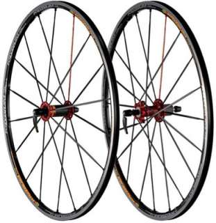 WHEELSET RED&BLACK CARBON SHIMANO/SRAM HUB 700C CLINCHERS NEW