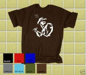 RONNIE VAN ZANT (LYNYRD SKYNYRD) ROCK N ROLL T shirt