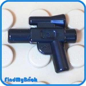 W014A Lego Star Wars Minifig Weapon   Small Blaster Gun