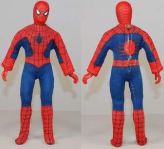1970s WGSH Spiderman Spider Man Complete ORIGINAL T2 C9+