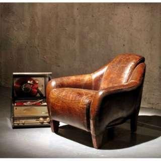 Echtleder Design Relax Leder Sessel Lazy Xl Ledersessel Neu