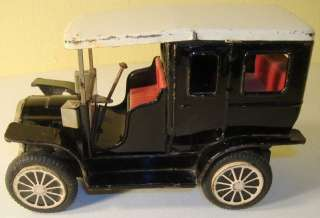 Vinage Japan in 6 Black oy Car 1920s Syle |