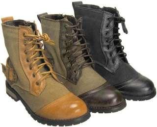 Women military Combat motorcycle short riding boot,Ti10