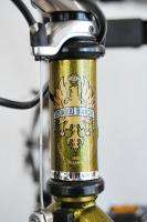 NEW Bianchi Grizzly Lugged Steel Mountain Bike 13.5 Bicycle Shimano