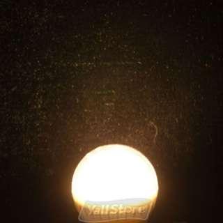 E27 2W 110V 38LED Small Warm White LED Lamp Light Bulb