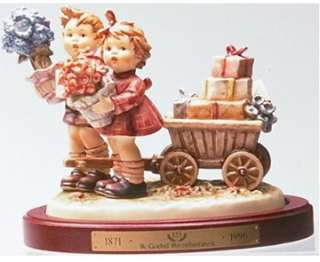 LARGE Hummel Figurine LOVES BOUNTY Century Collection