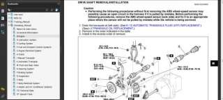 MAZDA 6 WORKSHOP REPAIR SERVICE MANUAL 2001   2008