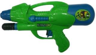 BEN 10 HAND HELD LIKE SUPER SOAKER WATER GUN PISTOL