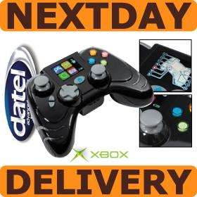 WIRELESS CONTROLLER WITH COMBAT COMMAND LCD DISPLAY BLACK XB