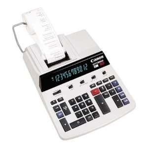 o Canon USA o   12 Digit Calculator,2 Clr Printing,8 1/3