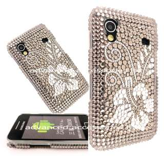 FOR SAMSUNG GALAXY ACE S5830 DIAMOND CASE CRYSTAL COVER