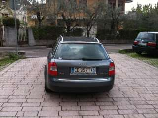Audi A4 Avant 2.5 TDI V6 180 cv. a Riva del Garda    Annunci