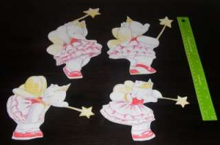LOTTIE FAIRY PRINCESS VINYL WALL STICKERS STICKAROUNDS