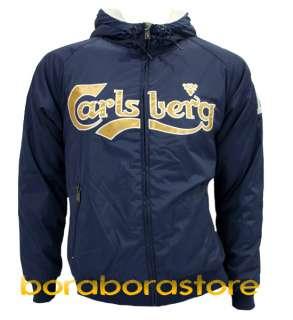 Giubbotto uomo Carlsberg cbug219 blu tg.XL giubbino