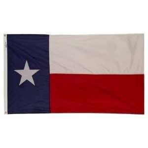 Spectramax 3x5 Nylon Texas Flag Case Pack 6   408488
