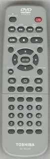 Toshiba SE R0049 Original   Fernbedienung DVD Top !