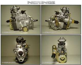 Renault Master 2,5 TD Fuel Injection Pump NEW 89 98