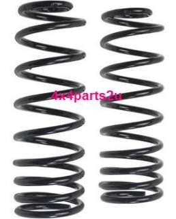 Mitsubishi Shogun Pajero Rear Coils Springs Pair 91 99