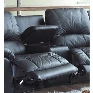 Coaster Promenade Leather Storage Wedge: Home & Kitchen