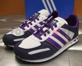 Scarpe Adidas La Trainer K TG 33 V24996 running vintage donna junior