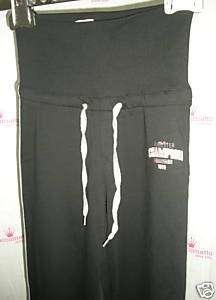 CHAMPION pantaloni tuta da bambino cotone nero 7 8 anni