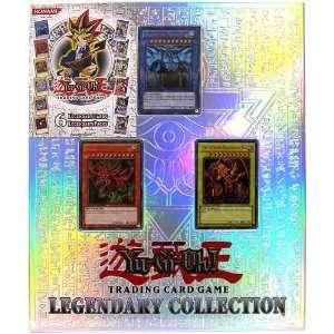 Binder (6 packs of Cards) Yu Gi Oh Konami 88426 Toys & Games