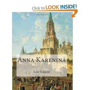 Anna Karenina (9781463735302) Leo Tolstoy Books