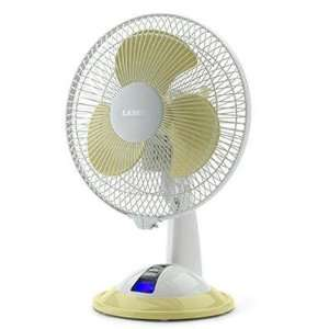 Lasko # 2096 9 table fan yellow: Home & Kitchen