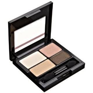 REVLON Colorstay 16 Hour Eye Shadow Quad, Addictive, 0.16