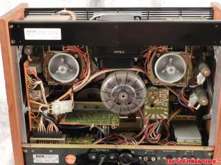 Teac A 2300SR A 2300SR Reel To Reel Tape Deck Recorder Automatic