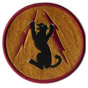 84th Fighter Squadron 4.75 Patch Office Products