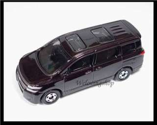 TOMICA #88 NISSAN ELGRAND 1/64 2010 NEW MODEL TOMY GIFT