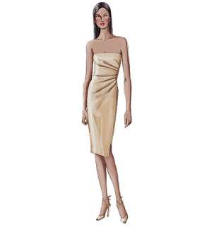 V 2481 Patron couture Robe de soirée T42 46