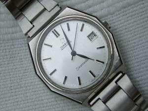 Omega Seamaster Automatic Watch   RARE HEXAGONAL CASE!